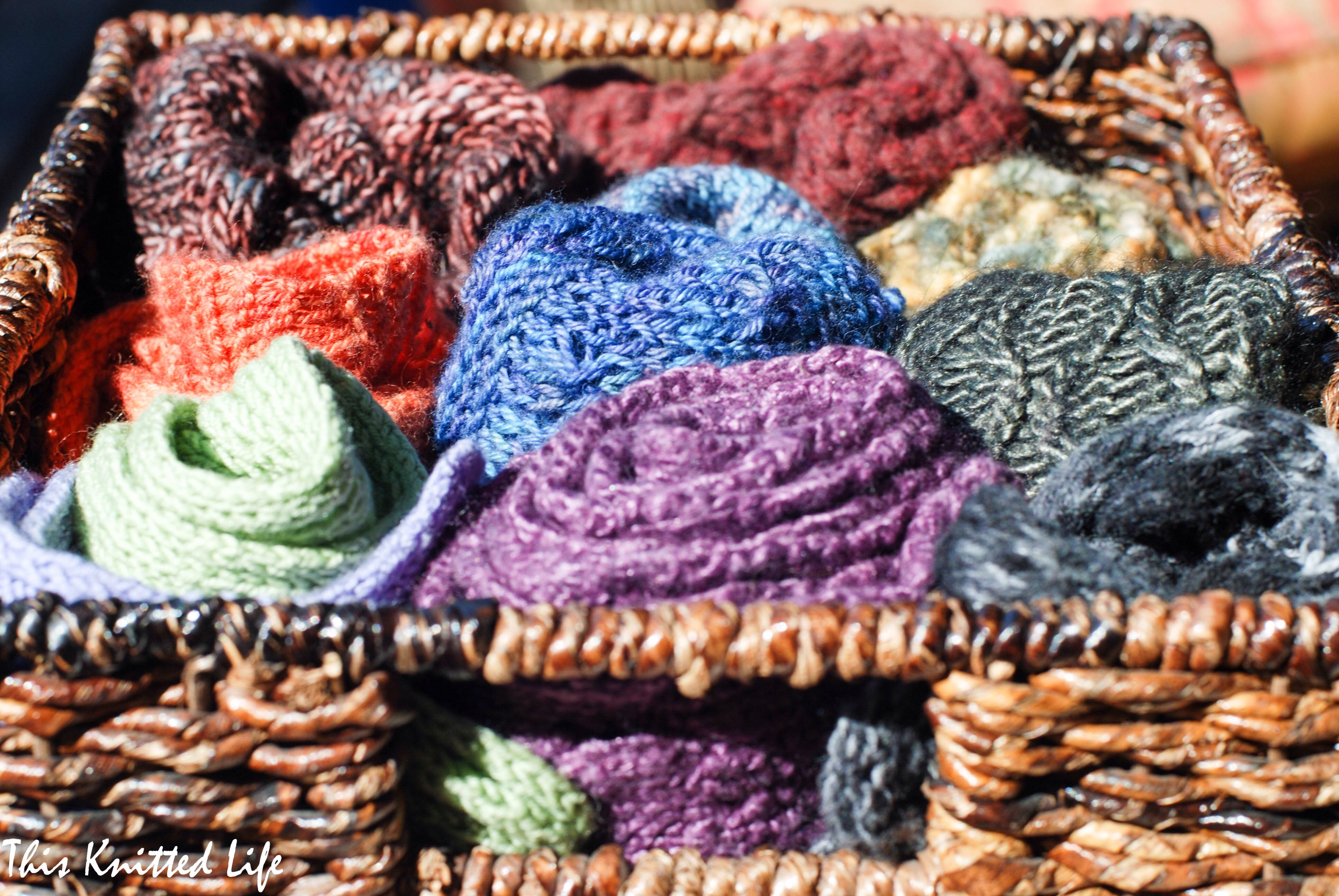 Knitting Supplies Near Me : How i rescued my hand knit accessories this knitted life