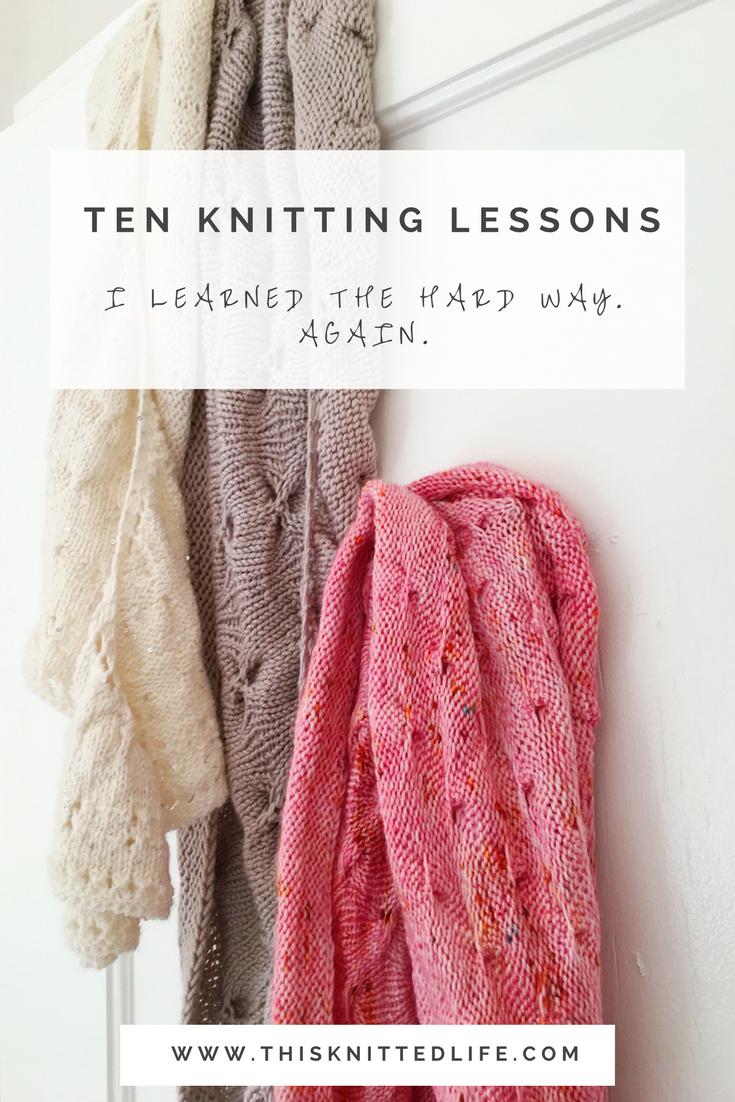 Knitting Worksheets : Tributary yarns this knitted life